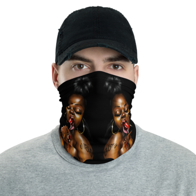 Lollipop Mask Up Neck Gaiter