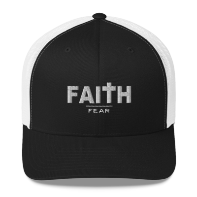 Fear What? Trucker Cap