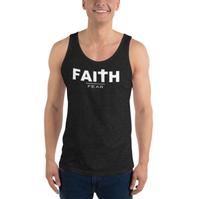 Fear What? Unisex Tank Top