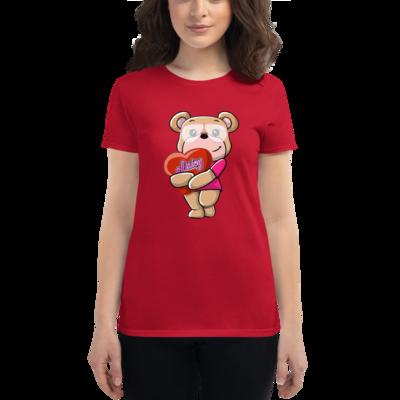 Juicy Bear Women's short sleeve t-shirt
