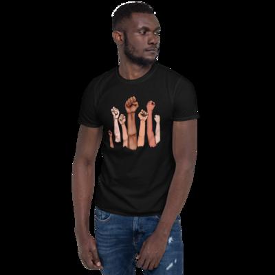 Solidarity Short-Sleeve Unisex T-Shirt