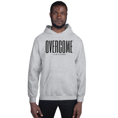 Overcome Unisex Hoodie