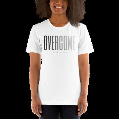Overcome Gradation Short-Sleeve Unisex T-Shirt