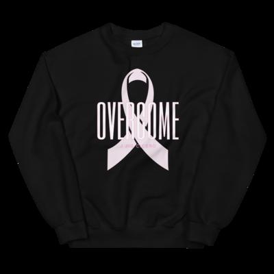 Overcome Cancer Survivor Unisex Sweatshirt