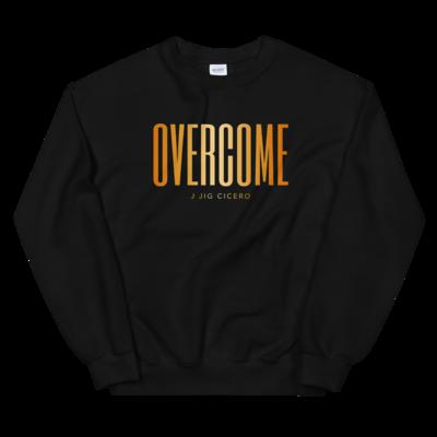 Overcome Gold Unisex Sweatshirt