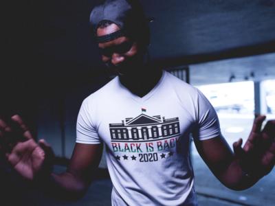 Black is Back 2020 Short-Sleeve Unisex T-Shirt