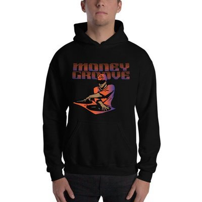 Money Groove Hooded Sweatshirt