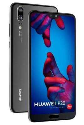 Huawei P20 - 128 GO - NOIR