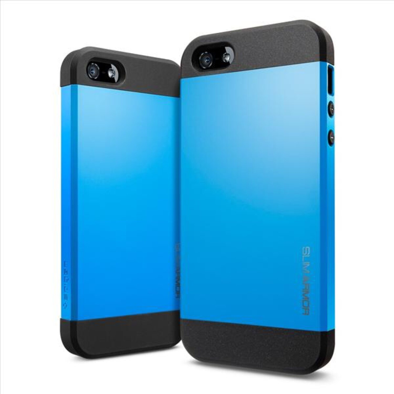 iPhone 5 / 5c / 5s - Spigen - Slim Armour