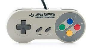 Manette de jeux SNES ( Nintendo )