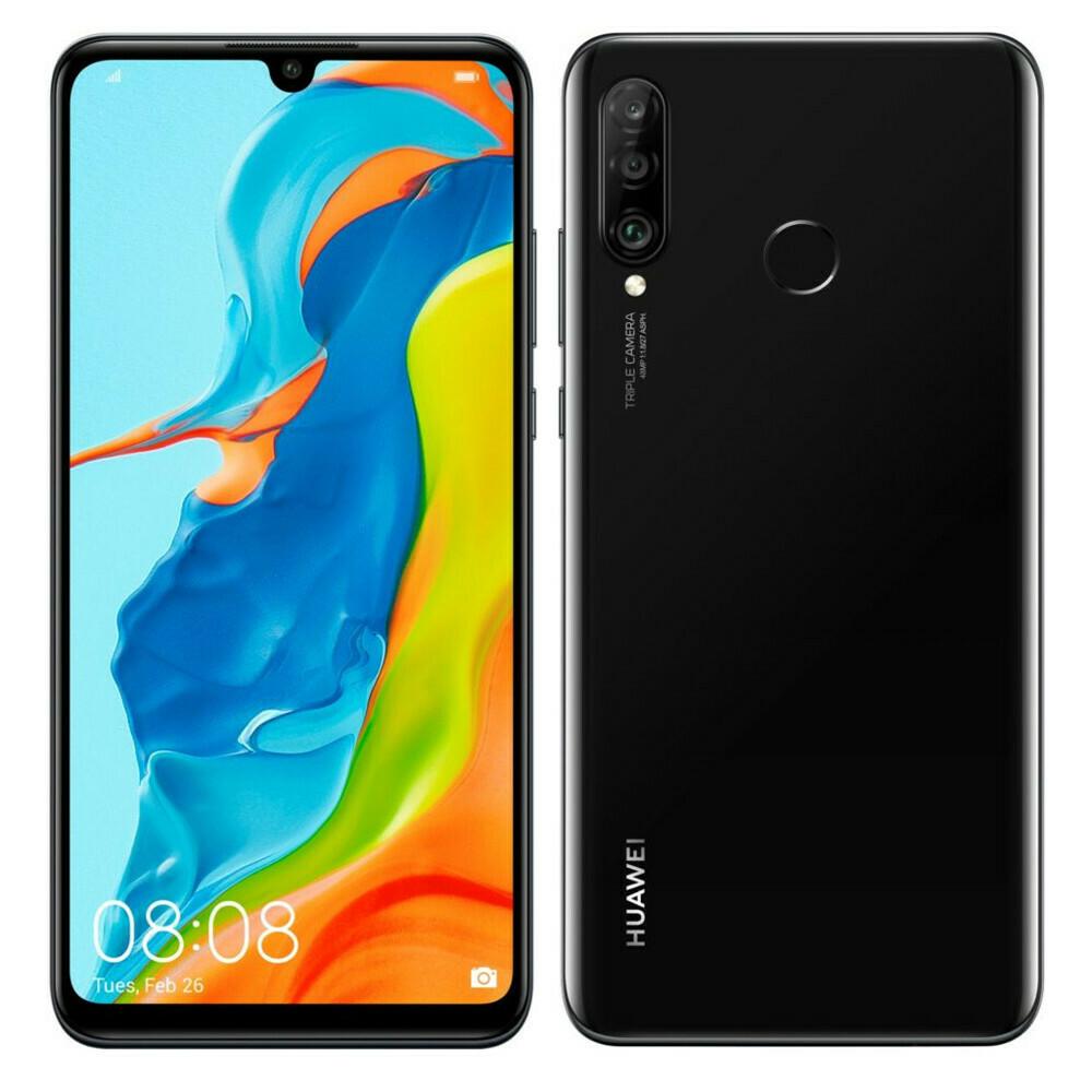 Huawei P30 lite - 128 Go - Noir