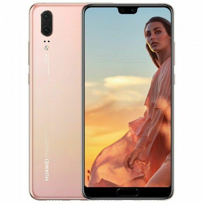 Huawei p20  - 128Go - Rose