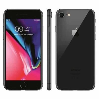iPhone 8 - 64Go - Noir (NEUF)
