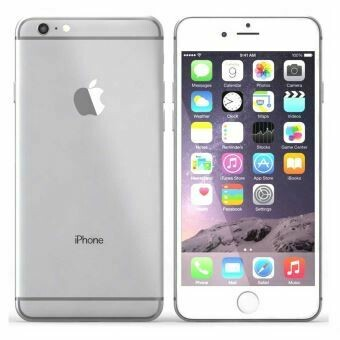 Apple - iPhone 6 - Argent- 16go