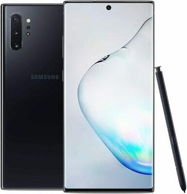 Samsung Note 10 plus - Aura black - 256 Go (Comme Neuf)