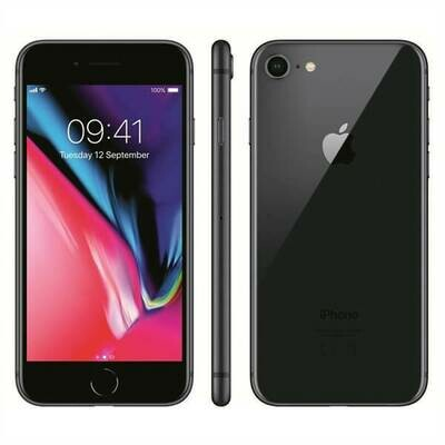 Apple - iPhone 8 - Noir - 256 Go