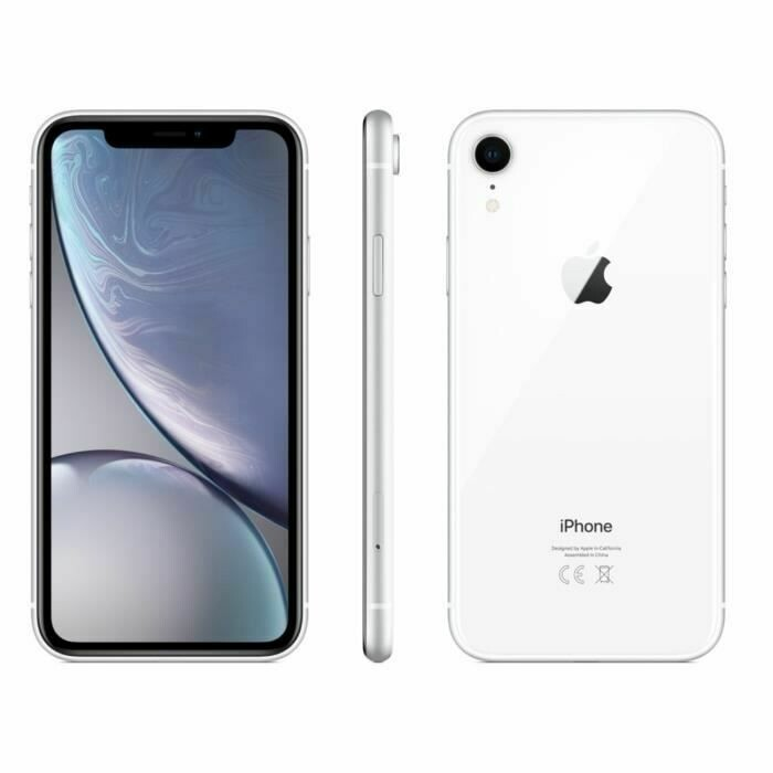 iPhone XR - Blanc - 64Go