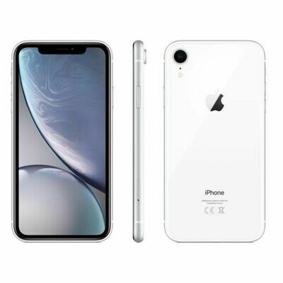 Apple - iPhone XR - Blanc - 64Go