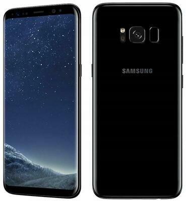 Samsung S8 - 64Go - Noir (Écran neuve)