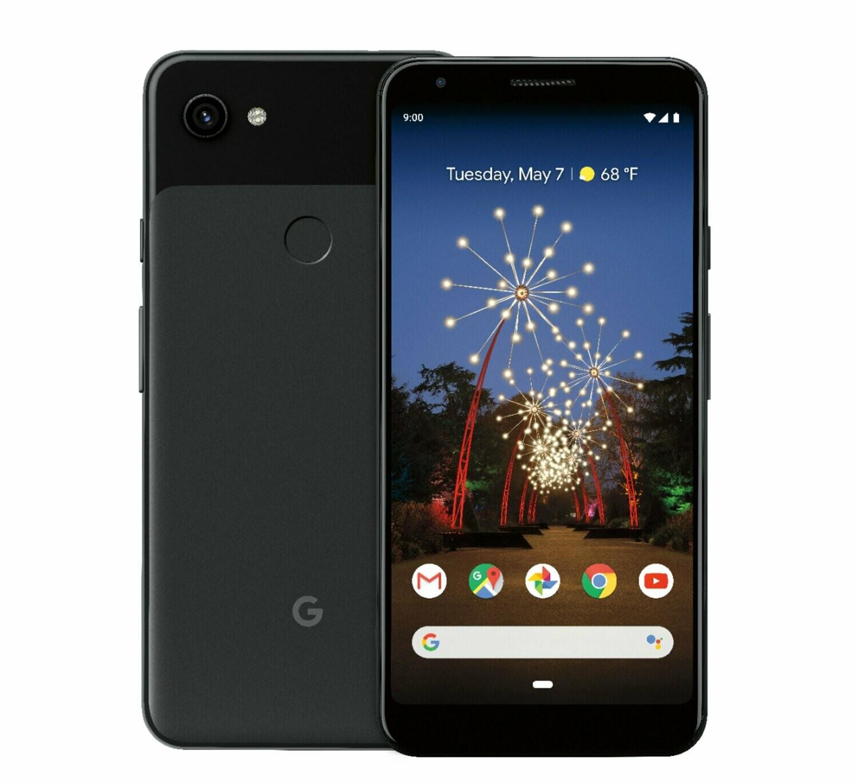 Google Pixel 3A Xl - Noir - 64Go
