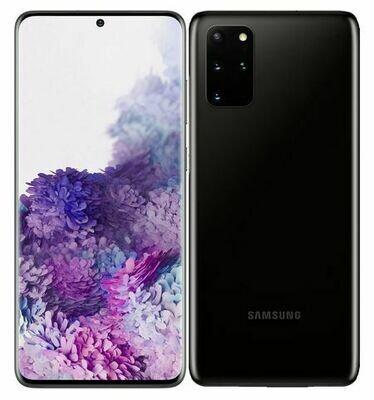 Samsung S20 Plus - Noir - 128Go (Neuf Avec collant et accessoires)