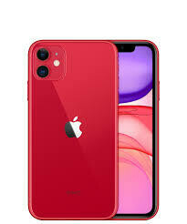 iPhone 11 - Red Edition - 64Go