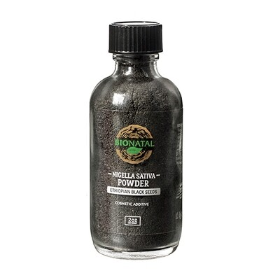Ethiopian Black Seed Powder 2oz