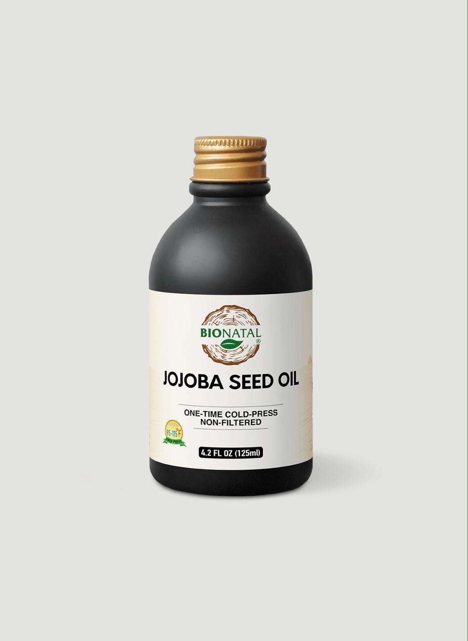 Egyptian desert Jojoba Seed Oil 4.2oz (GLASS)