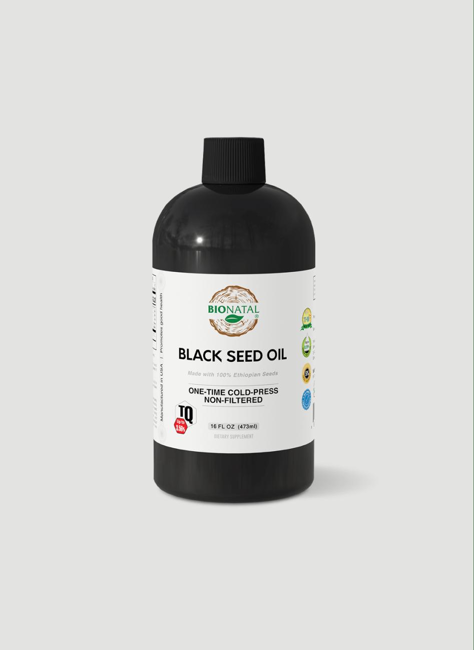 Ethiopian Black Seed Oil 16oz (PET)