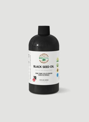 PRE-ORDER Ethiopian Black Seed Oil 16oz (PET)