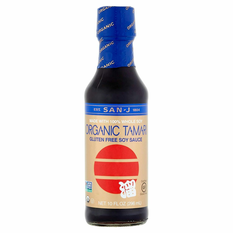 Organic Gluten Free Soy Sauce Tamari - 10oz