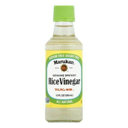 Marukan Rice Vinegar - 12oz