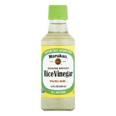 Marukan Rice Vinegar - 12oz