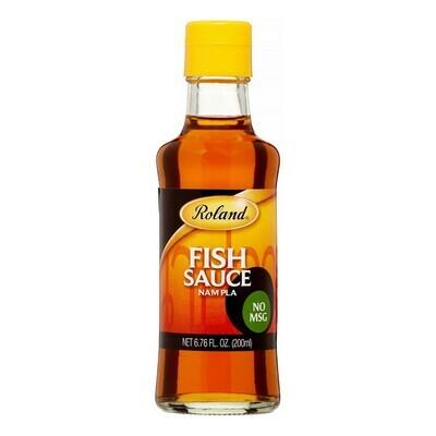 Fish Sauce - 6.76 Oz
