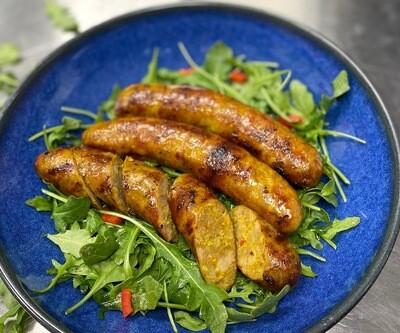 Lemongrass Pork Sausage - 5 pack