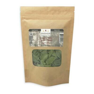 Organic Dry Curry Leaves - 0.5 oz (14g)