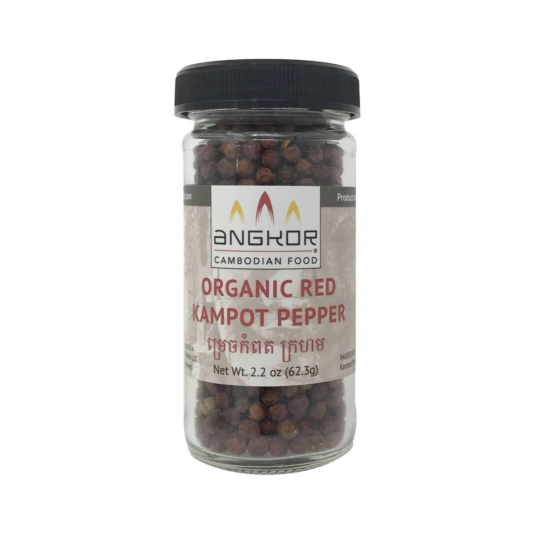Red Kampot Pepper - 2.2 oz (62.3g)