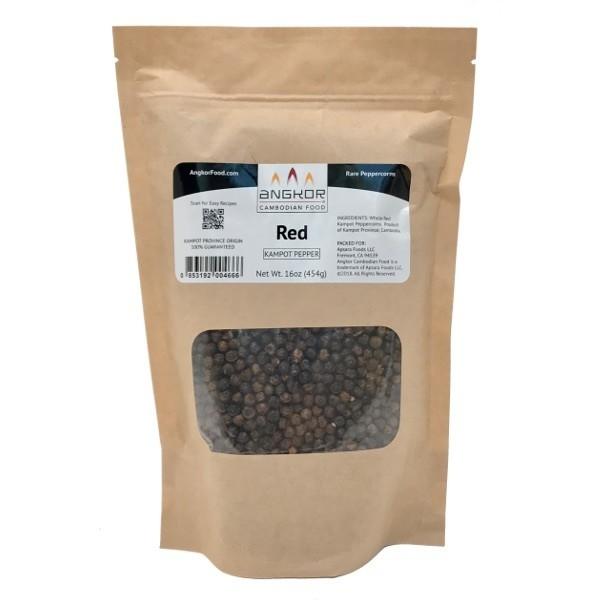 Red Kampot Pepper - 16 oz (454g)