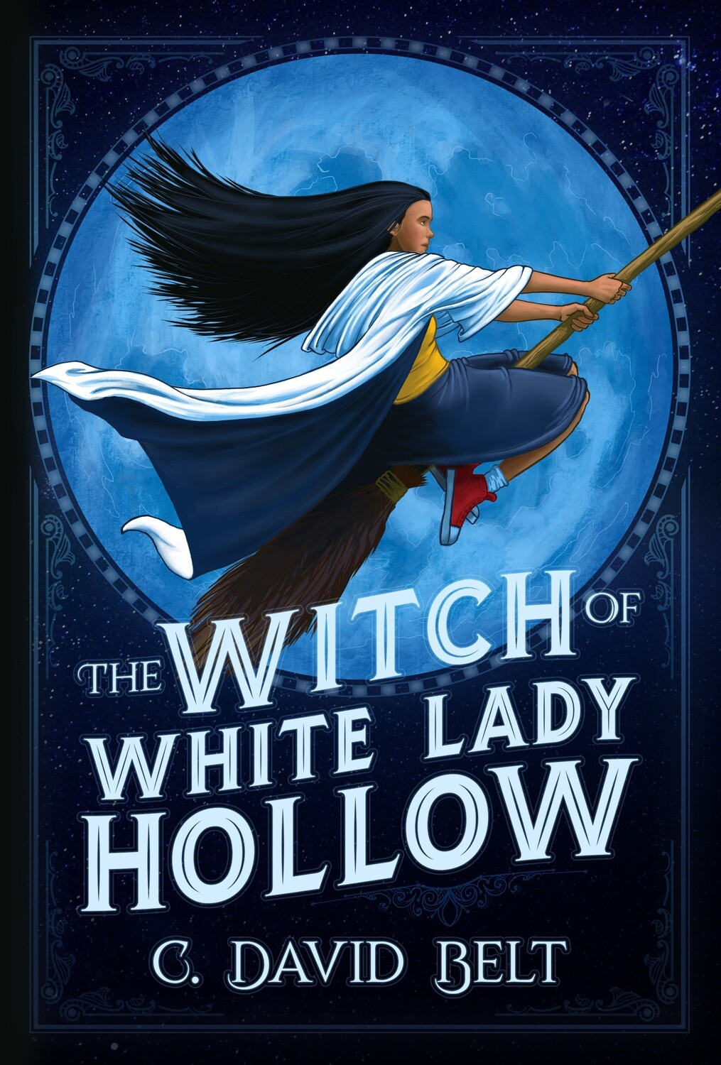 The Witch of White Lady Hollow