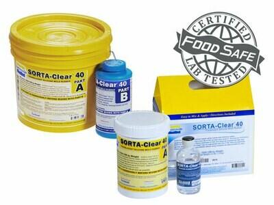 Силикон пищевой SORTA CLEAR 40