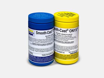 Пластик ультрачерного цвета Smooth Cast ONYX FAST