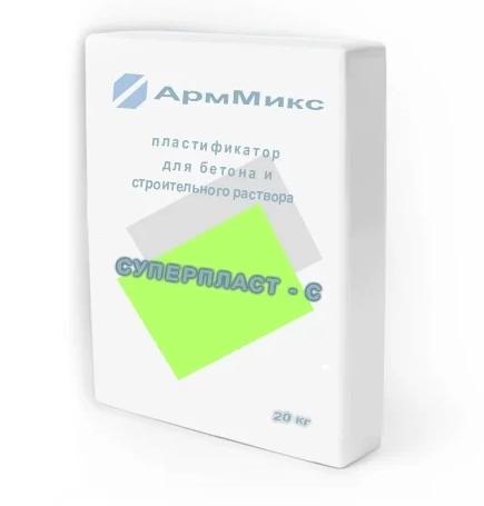 Пластификатор для бетона и раствора АрмМикс Суперпласт-С