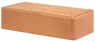 Кирпич полнотелый печной, облицовочный (1000 градусов)