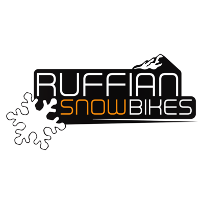 RUFFIAN LOGO STICKER 2X6