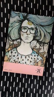 Poetry Zine - Fierce Females