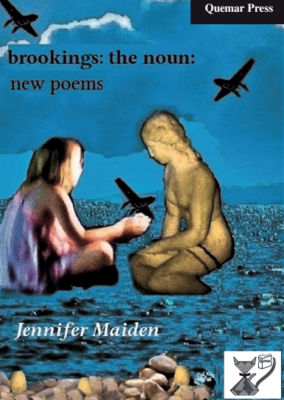 Poetry book - Brookings: The Noun by Jennifer Maiden