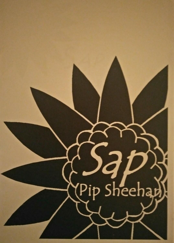 Poetry Zine - Sap by Pip Sheehan