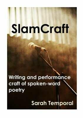 Zine - SlamCraft by Sarah Temporal