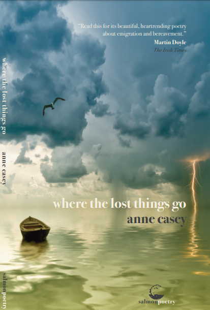 Poetry Book, Where the Lost Things go 2nd Ed - Anne Casey