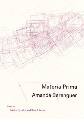 Poetry Book - Materia Prima by Amanda Berenguer